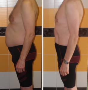 redukce hmotnosti Slávek
