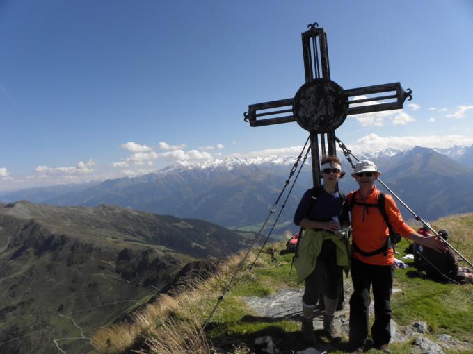 Naďa a Slávek v Alpách